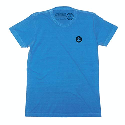 Camiseta Gola C Básica - XG AZUL