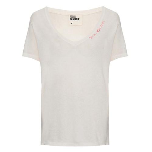 Camiseta Gola V do It