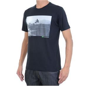 Camiseta HD Skateboard - PRETO - M