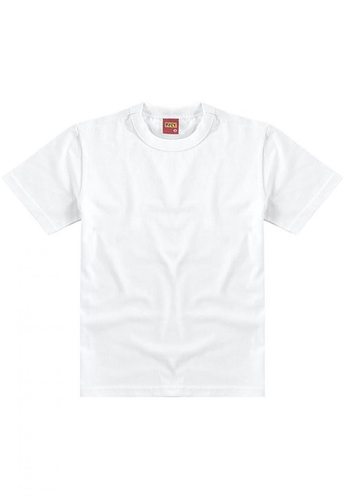 Camiseta Kyly Manga Curta Branco