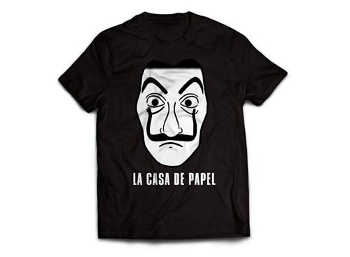 Camiseta La Casa de Papel (P)