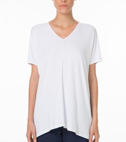 Camiseta Manga Curta 21485 Branco - P