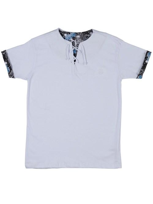 Camiseta Manga Curta G-91 Branco