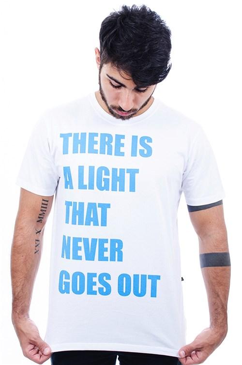 Camiseta Manga Curta Hardivision Smith Branco