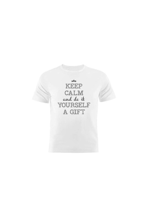 Camiseta Manga Curta Nerderia Gift Branco