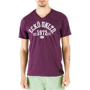 Camiseta Masculina 20604 Ecko - Tamanho G - Uva