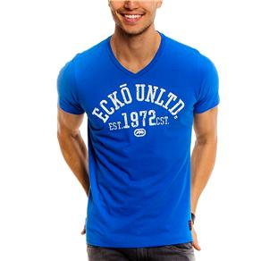 Camiseta Masculina 20604 Ecko - Tamanho G - Azul