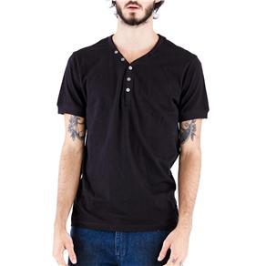 Camiseta Masculina 18022 Ecko - Tamanho G - Preto