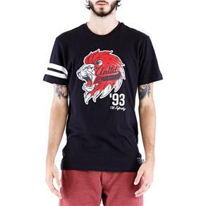 Camiseta Masculina 18012 Ecko - Tamanho P - Preto