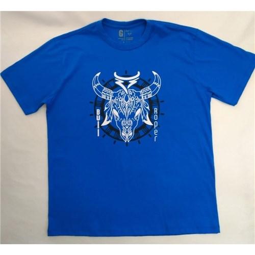 Camiseta Masculina com Estampada (G)