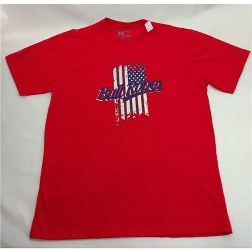 Camiseta Masculina com Estampada (XG)