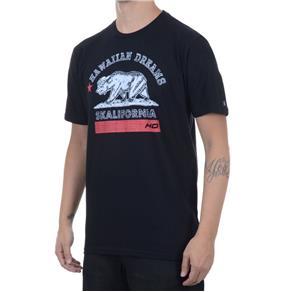 Camiseta Masculina HD Básica - PRETO - M
