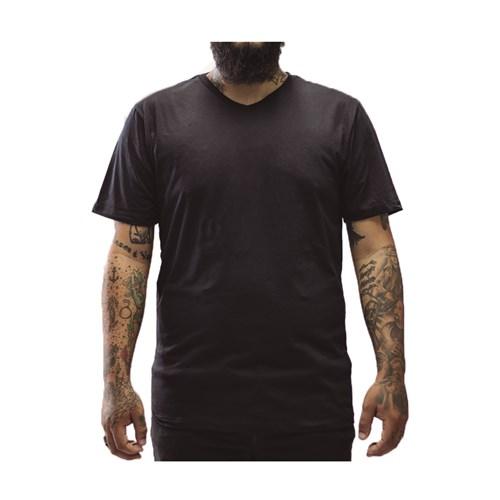 Camiseta Masculina Sandro Moscoloni Jhony Preto