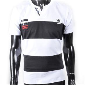 Camiseta Masculina Slim Fit Antshok - Preto - P