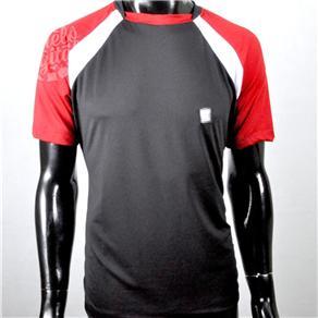 Camiseta Masculina Sport Dry Antshok. - Preto - P
