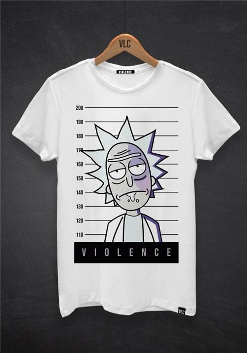 Camiseta Nerd Rick And Morty