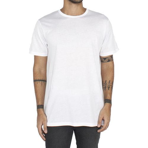 Tudo sobre 'Camiseta para Sublimação 100% Poliéster Branca - P'