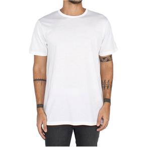 Camiseta para Sublimação 100% Poliéster - BRANCO - GG