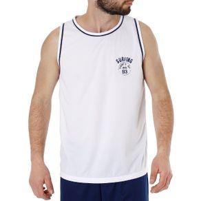 Camiseta Regata Masculina Branco P