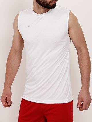 Camiseta Regata Running Masculina Penalty Branco