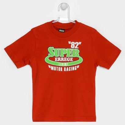 Camiseta RG 518 Estampada Infantil