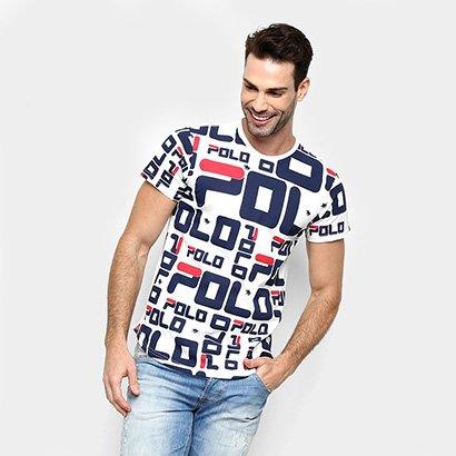Camiseta RG 518 Estampada Masculina