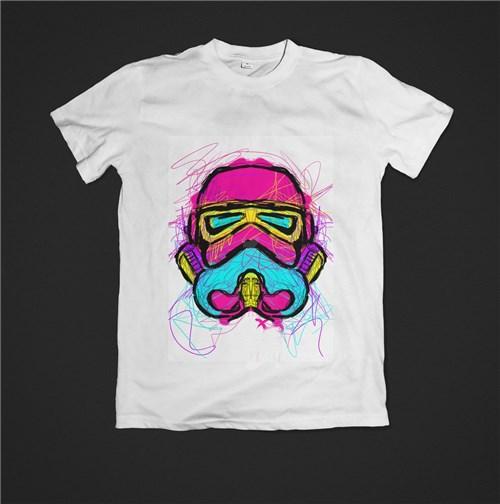 Camiseta Star Wars Darth Vader (G)