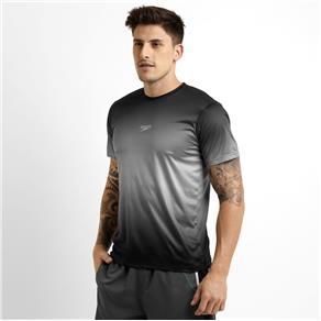 Camiseta T-Shirt Washy - Speedo - G - Preto