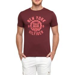 Camiseta Tommy Hilfiger com Estampa
