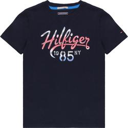 Camiseta Tommy Hilfiger Estampa Descrita