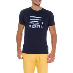 Camiseta Tommy Hilfiger Frontal Estampado