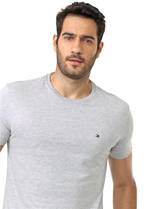 Camiseta Tommy Hilfiger Lisa Cinza