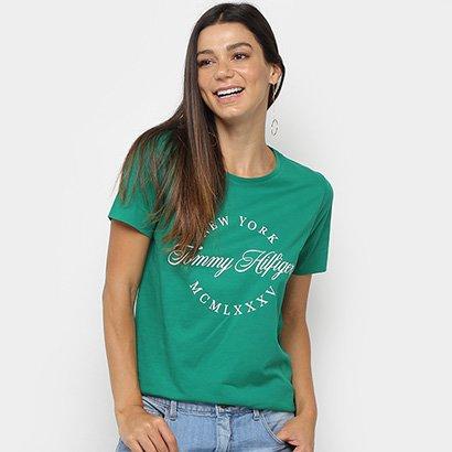 Camiseta Tommy Hilfiger New York Feminina