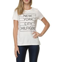 Camiseta Tommy Hilfiger New York Grid
