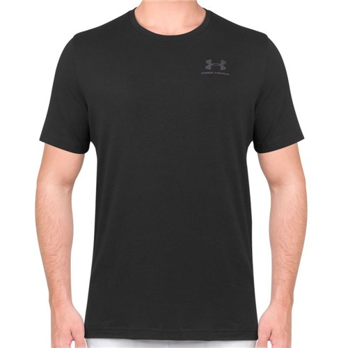 Tudo sobre 'Camiseta Under Armour Left Chest'