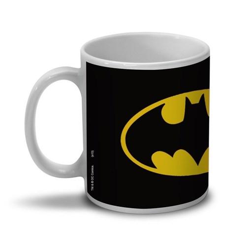 Tudo sobre 'Caneca Batman Logo Clássico'