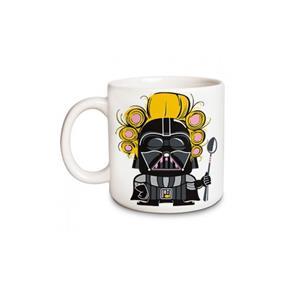 Tudo sobre 'Caneca Chocolate Mãe Darth Vader'