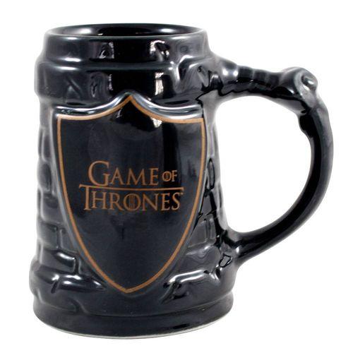 Caneca 3D Escudo 500ml Lannister Game Of Thrones