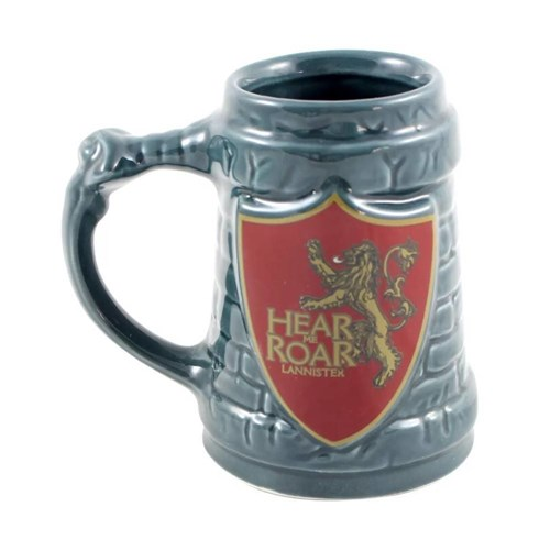 Caneca 3D Lannister - Game Of Thrones