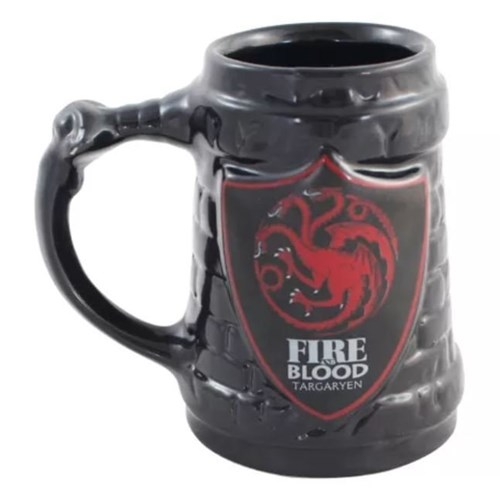 Caneca 3D Targaryen - Game Of Thrones