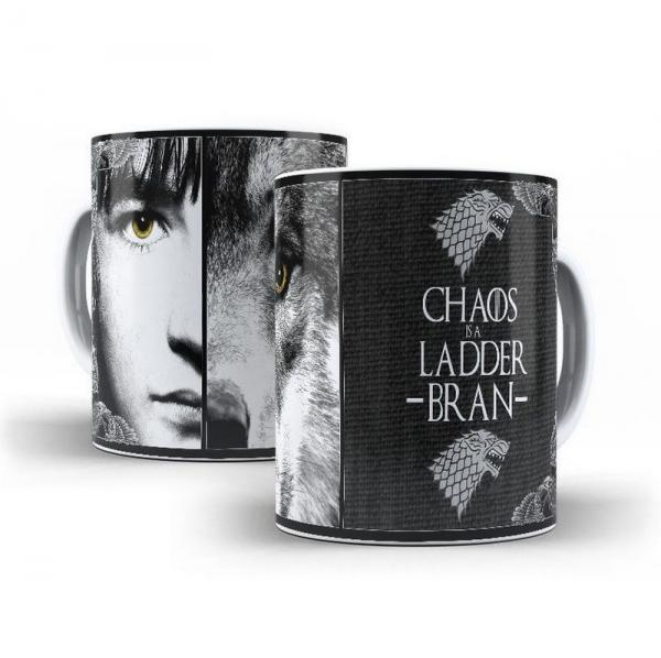 Caneca Game Of Thrones Bran - Oops!