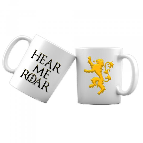 Caneca Game Of Thrones - Lannister - Theonly