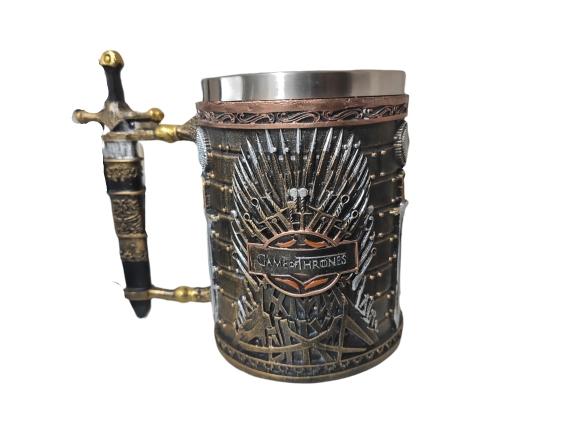 Caneca Game Of Thrones - Sem Marca