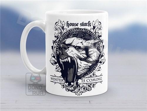 Caneca Game Of Thrones - Stark #07