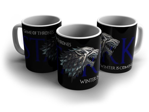 Caneca Game Of Thrones Stark