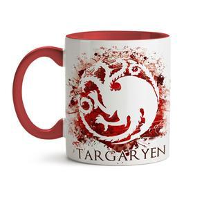 Caneca Game Of Thrones Targaryen