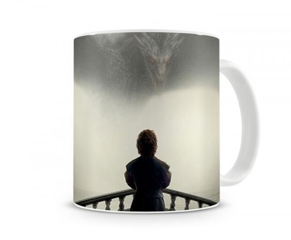 Caneca Game Of Thrones Tyrion Dragon - Artgeek