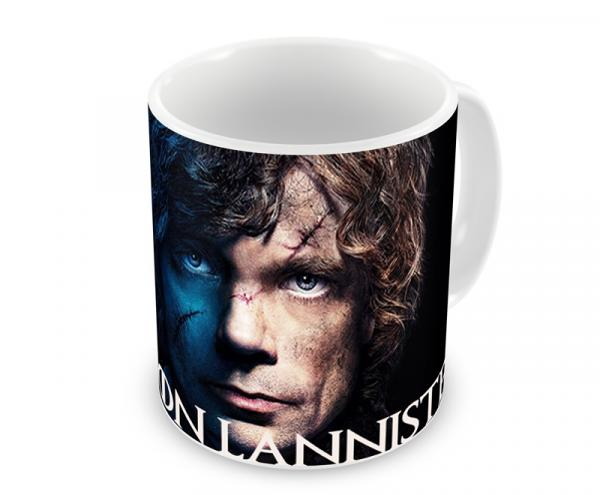 Caneca Game Of Thrones Tyrion Lannister - Artgeek