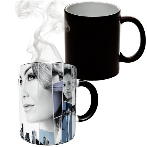 Caneca Mágica Grey's Anatomy - City