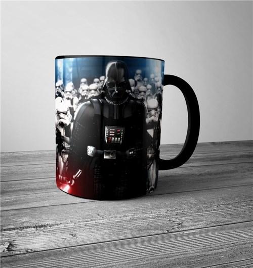 Caneca Mágica Star Wars - Darth Vader